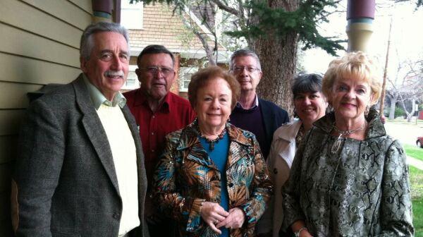 AARP Wyoming legislative volunteers
