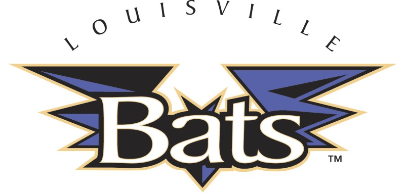 Louisville Bats Logo as a pdf file