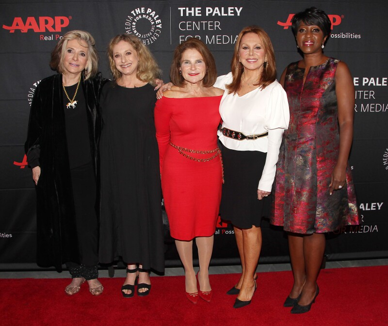 """PaleyFest NY Presents - """"BETTER THAN EVER - ACTRESSES FIGHTING AGEISM - AND WINNING"""""""