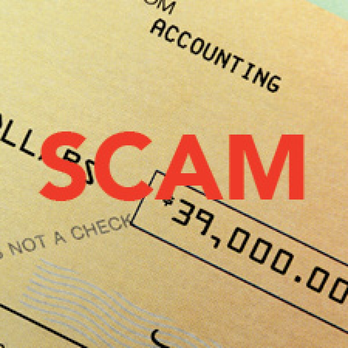 6/27 Scam Alert: Watch Out for Fake Publisher's Clearing House Agents