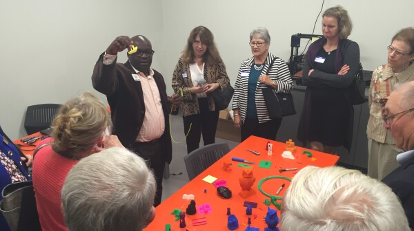 Policy Council visits Chattanooga