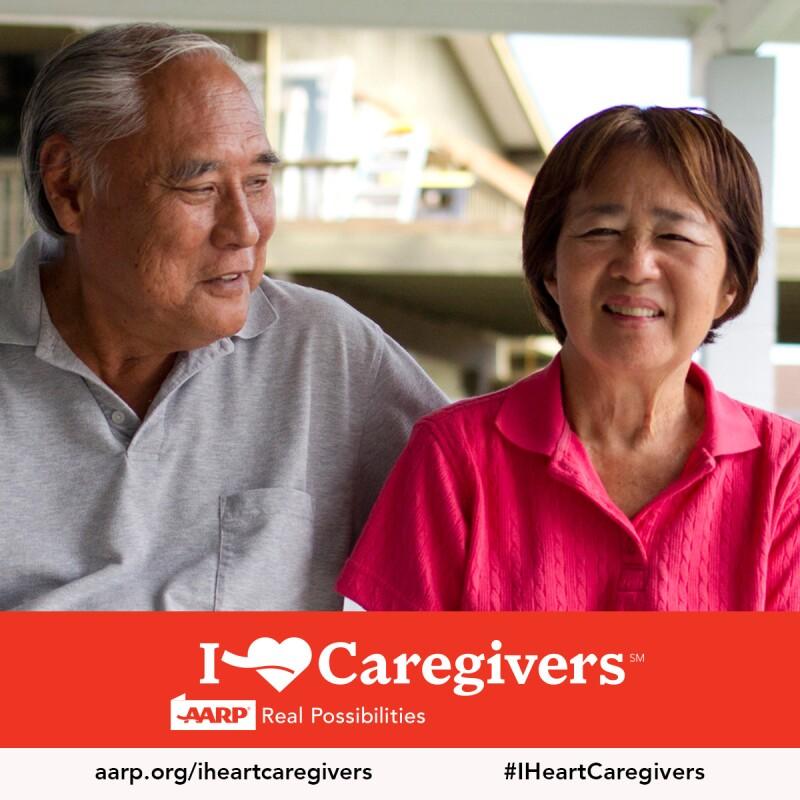 I Heart Caregivers