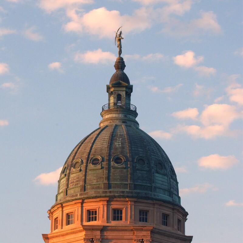Kansas Capitol Dome