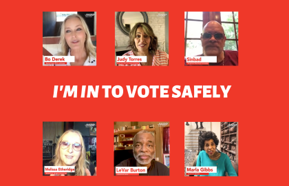 Protect Voters 50+: Inspiring Voting Stories