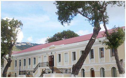 Legislature Buiding St. Thomas