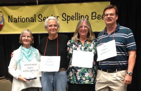 National Spelling Bee winners 2014