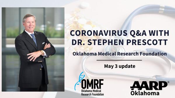 OK Dr Prescott May 3 2021 Update