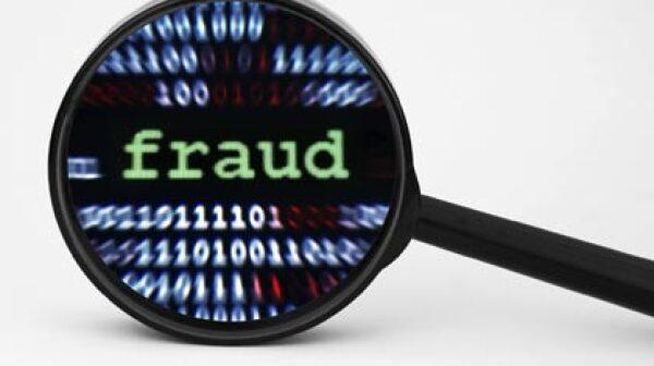 Fraud icon iStockphoto