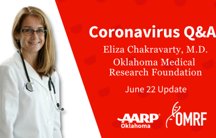 Coronavirus, COVID-19 and vaccination Q&A with Dr. Eliza Chakravarty: June 22, 2021 Update
