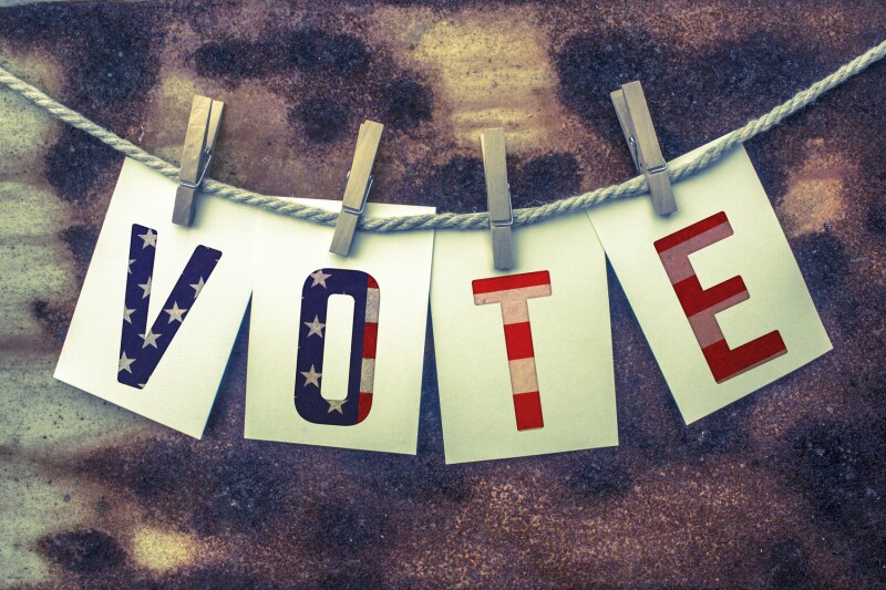 Vote Concept Pinned Cards and Rust