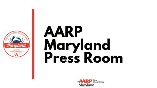 AARP Maryland Press Room