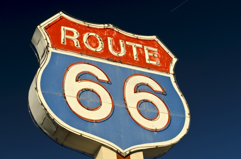 03.04.15 Route 66 sign iStock_000018902323Large
