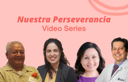 Nuestra Perseverancia: A Hispanic Heritage Month video series about fortitude and community