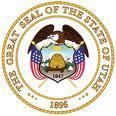 State seal of Utah