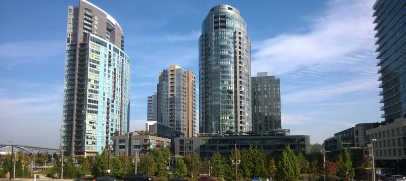 South Waterfront Skyline