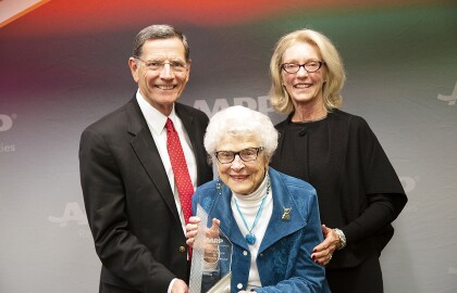 AARP Wyoming Extends Nomination Period for Andrus Award