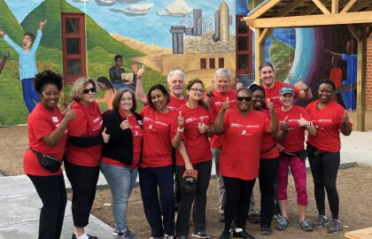 Join a Volunteer Team in Your Community!