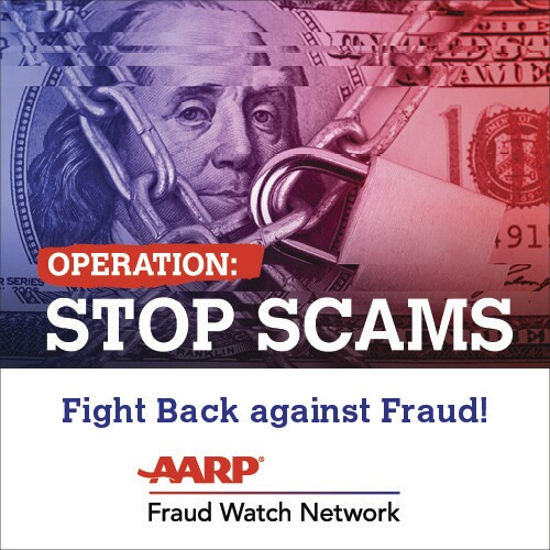 Operation Stop Scams