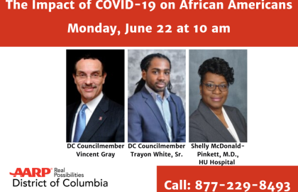 Live Q&A: The Impact of COVID-19 on African Americans