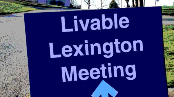 Livable_Lexington_Meeting_Sign