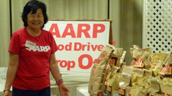 AARP Hawaii Volunteer and Kailua Resident Mae Mendelson