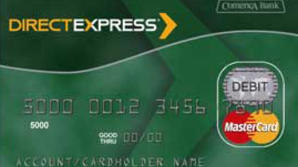 Direct Express Card for Social Security payments