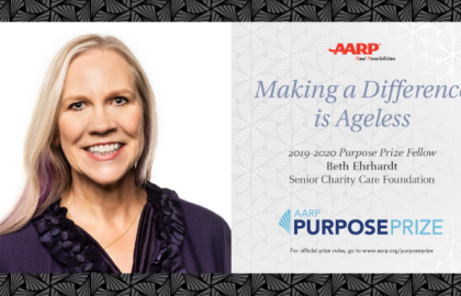 West Valley City Woman is Named AARP Purpose Prize Fellow