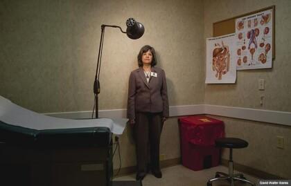 Cheryl Christian, executive director, Good News Clinics in Gainesville, GA