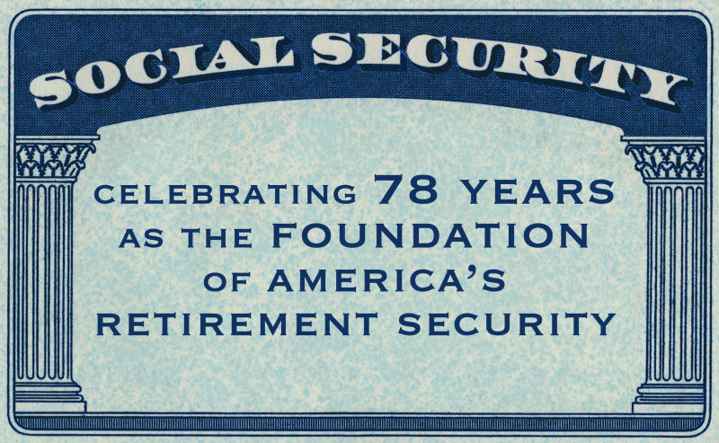 78 Years of Social Security