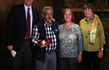 Sheridan's Montano Honored By AARP Wyoming For Volunteer Work