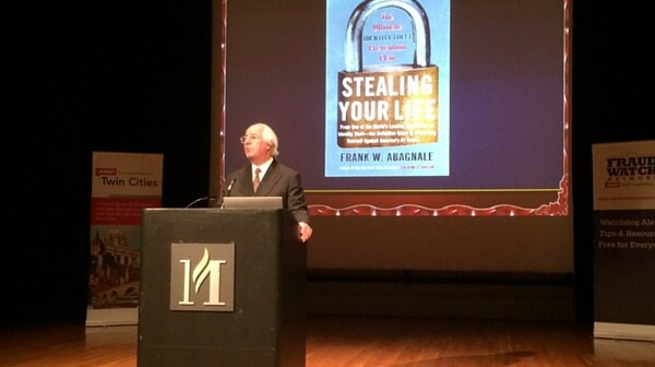 Abagnale in MN