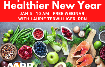 Tips and Tricks for a Healthier New Year (and YOU!)