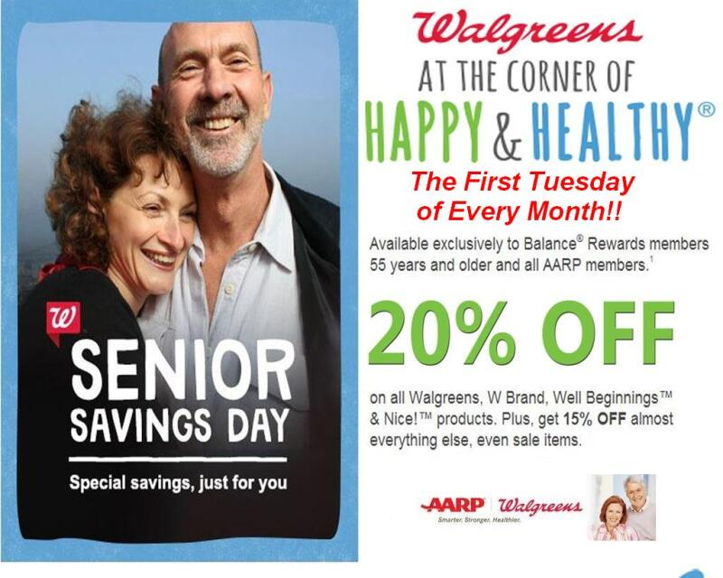 TN Walgreens First Tues Discount Ad