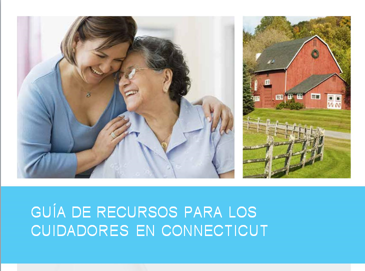 Caregiver Resource Guide_SPANISH_cover image