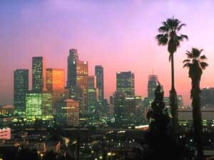 Los-Angeles-Skyline