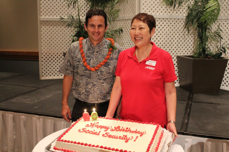 Social Security 80th Anniversary