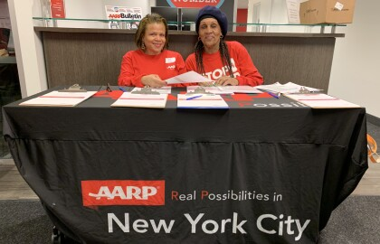Join AARPNY + NYC Dept of Finance to learn if YOU qualify for property tax exemptions!