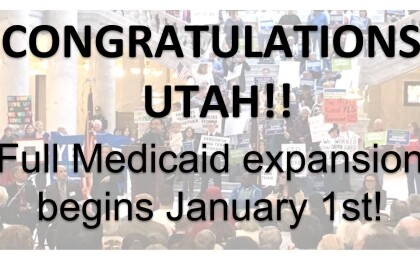 Medicaid Expansion Now the Law in Utah
