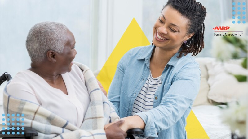AARP Family Caregivers Facebook Group
