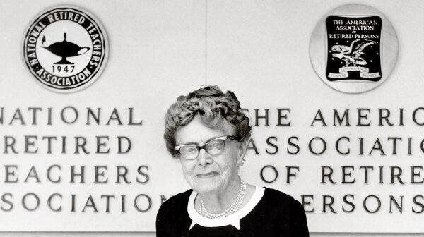 Dr Ethel Percy Andrus Founded NRTA