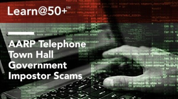 Government Imposter Scams