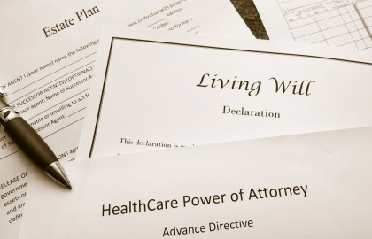 Coffee, Caregivers & Conversation: Advance Directives Online Seminar