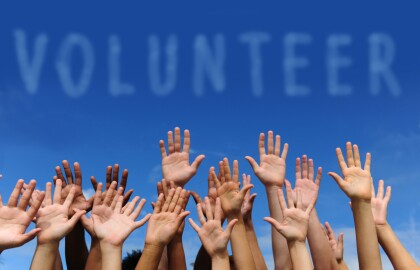 Make a Difference, Become a Virtual Volunteer