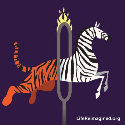 Life Reimagined horse