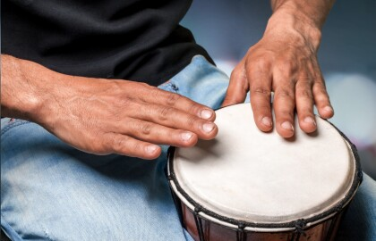 Feel the Rhythm With Virtual Music, Drumming Sessions