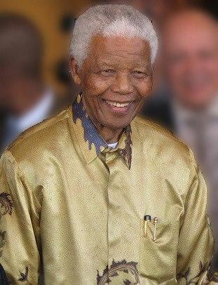 Nelson Mandela for blog