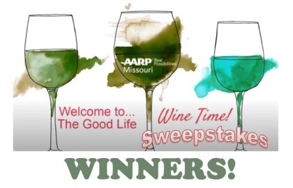 Wine Time Sweepstakes Winners