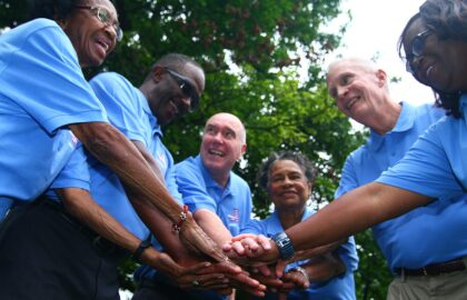 An inside look at AARP IN's Volunteer Program