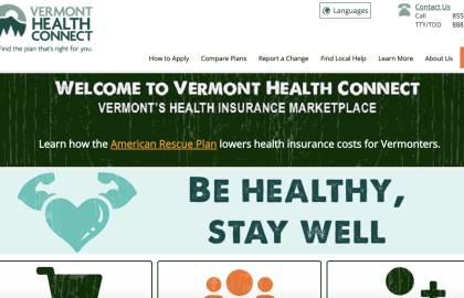 How to Sign Up for ACA Health Insurance in Vermont