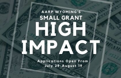 Small Dollar, Big Impact Grants Come To Wyoming